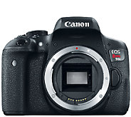 Canon EOS Rebel T6i Digital Camera Body with Wi-Fi & HD Video - E282169