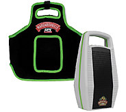 Margaritaville Concert Caddy Bluetooth Speakerw/ Beverage Bag - E284869