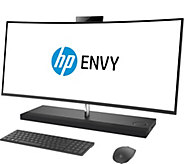 HP ENVY 34 Curved All-in-One - i7, 16GB RAM, 1TB, 256GB SSD - E290569