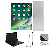 Apple iPad Pro 10.5 256GB Cellular & Accessories - Silver - E293269