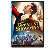 Ships 4/9 The Greatest Showman DVD - E293969