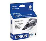 Epson T007201 Black Ink Cartridge - E207270