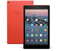 All-New 2017 Amazon Fire 10 HD Tablet, 32GB & Entertainment Voucher - E231770