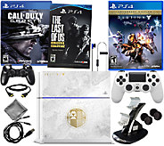 Limited Edition Destiny PS4 Bundle &2 Bonus Games - E284770