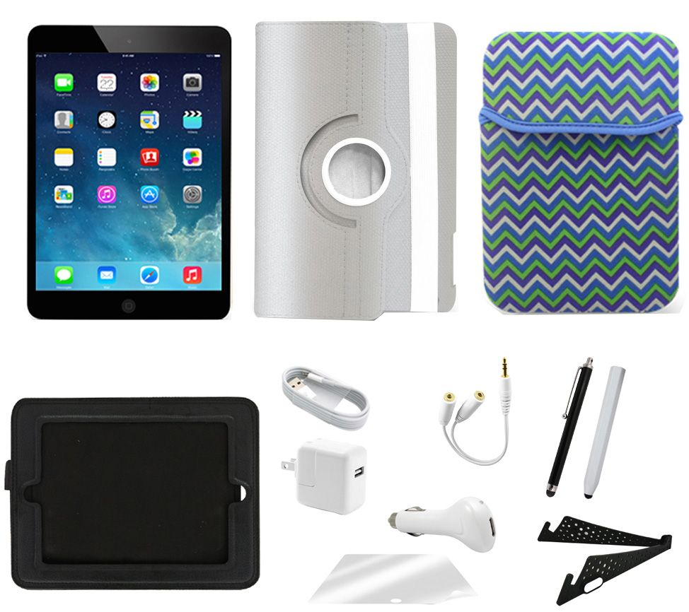 Apple Ipad Mini 4 16gb With Case Accessories