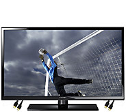 Samsung 40 Class LED 1080p HDTV with Two HDMI Cables - E287070