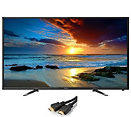 Haier 40 Class Full HD LED HDTV with HDMI Cable - E287870