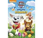 PAW Patrol: Pups Save the Bunnies DVD - E290770