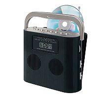 Jensen Portable Stereo Cd Player With Amfm Radio image