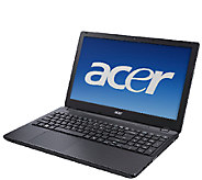 Acer 15.6 Laptop - AMD A4 Quad-Core, 4GB RAM,500GB HDD - E280371