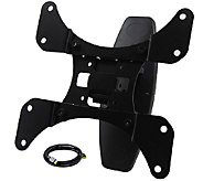 Tilt and Swivel 23 to 42 TV Wall Mount with HDMI Cable - E281871