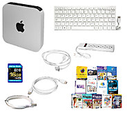 Apple Mac Mini - Core i5, 4GB, 500GB HDD with Software & More - E282271
