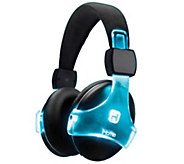 iHome Color Changing Bluetooth Headphones - E289771