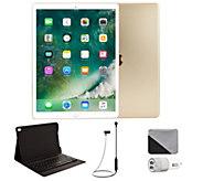 Apple iPad Pro 10.5 256GB Cellular & Accessories - Gold - E293271