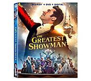 Ships 4/9 The Greatest Showman Blu-ray & DVD Combo - E293971