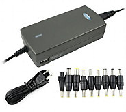 Lenmar 90W Laptop Power Adapter with USB Output, Multiple Tip - E247972