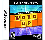 Word Up - Brainstorm Series - Nintendo DS - E252172