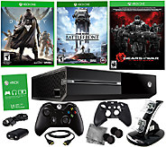 Xbox One Bundle w/ Star Wars Battlefront & 2 Bonus Games - E284772