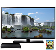 Samsung 50 Class Smart LED 1080p HDTV with Blu-ray Player - E287072