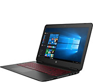 HP OMEN 17.3 Laptop - Intel i7, 8GB RAM, 1TB HDD, 128GB SSD - E291572
