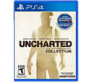 Uncharted: The Nathan Drake Collection - PlayStation 4 - E291972