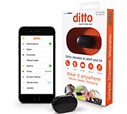 Ditto Wearable Tech for Android and iPhone Smartphones - E229973