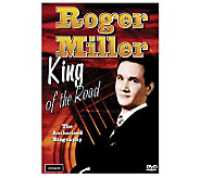 Roger Miller: King of the Road DVD - E265373