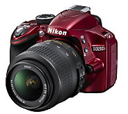 Nikon D3200 18-55mm Lens Kit w/ Accessory Kit &Software Suite - E267273