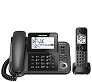 Panasonic Corded/Cordless 1-Handset and 1-Line - E283373