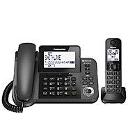 Panasonic Corded/Cordless 1-Handset and 1-Line - E283373