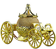 Cinderellas Carriage Rechargeable Bluetooth Speaker - E284373