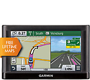 Garmin Nuvi 6 GPS Navigator with Free LifetimeMap Updates - E284473