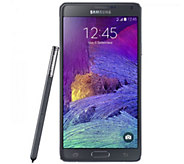 Samsung Galaxy Note 4 32GB 4G LTE Unlocked Smartphone - E285373