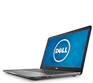 Dell 17 Laptop - AMD A9, 8GB RAM, 1TB HDD - E290173