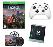 Halo Wars 2 w/ Controller & Collectible Patch Set - Xbox One - E290573