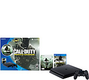PlayStation 4 Slim 500GB Call of Duty InfiniteWarfare Bundle - E291473