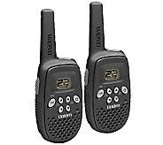 Uniden GMR16362C 16-Mile FRS/GMRS Radio - E265274