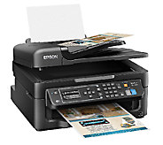 Epson WorkForce WF-2630 All-in-One Inkjet Printer - E283774