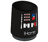Star Wars Darth Vader Rechargeable Mini Speaker - E283974