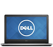 Dell Inspiron 15 Touch Laptop - Intel i5, 12GBRAM, 1TB HDD - E287374