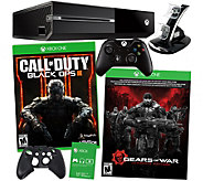 Xbox One 500GB Gears of War Bundle with COD: Black Ops III - E288774