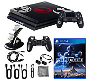 Sony PlayStation 4 Pro 1TB LE Star Wars Battlefront II Bundle - E292674