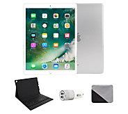 Apple iPad Pro 12.9 256GB Wi-Fi & Bluetooth Keyboard - Silve - E293074