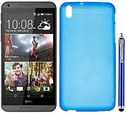 HTC Desire 5.5 Android Prepaid Smartphone w/ Accessories Virgin Mobile - E227775