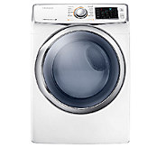 Samsung 5400 7.5 Cu.Ft. Front Load Electric Dryer - White - E277675