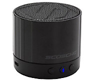Scosche boomSTREAM Wireless Bluetooth Speaker - E284275