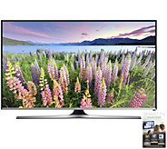 Samsung 50 Class LED Smart HDTV with App Pack - E288475