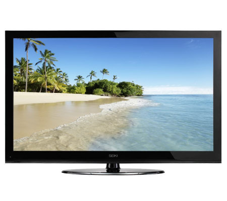 "Seiki 60"" Diag. 1080p LED 120Hz HDTV with HDMI Cable"