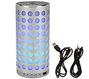 HALO Pulse 4000mAh HiFi Bluetooth Speaker with Power Charger - E229376
