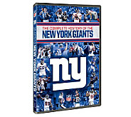 NFL Complete History of the New York Giants 2-Disc Set - E265976